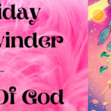 Holiday Sidewinder's Face Of God