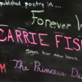 Carrie Fisher's The Princess Diarist